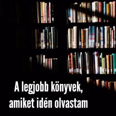 legjobb könyvek