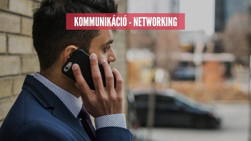 networking és kommunikáció a szakmai gyakorlat során