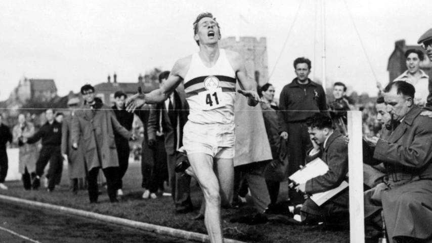 Roger Bannister megváltoztatta a hatékony futás fogalmát