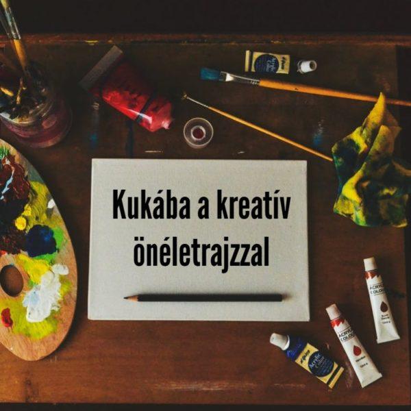 Kreatív önéletrajz kukába vele